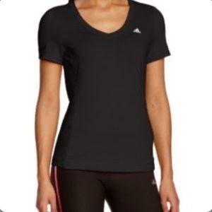 ◾️3/$25 Women's Adidas Workout Black Top